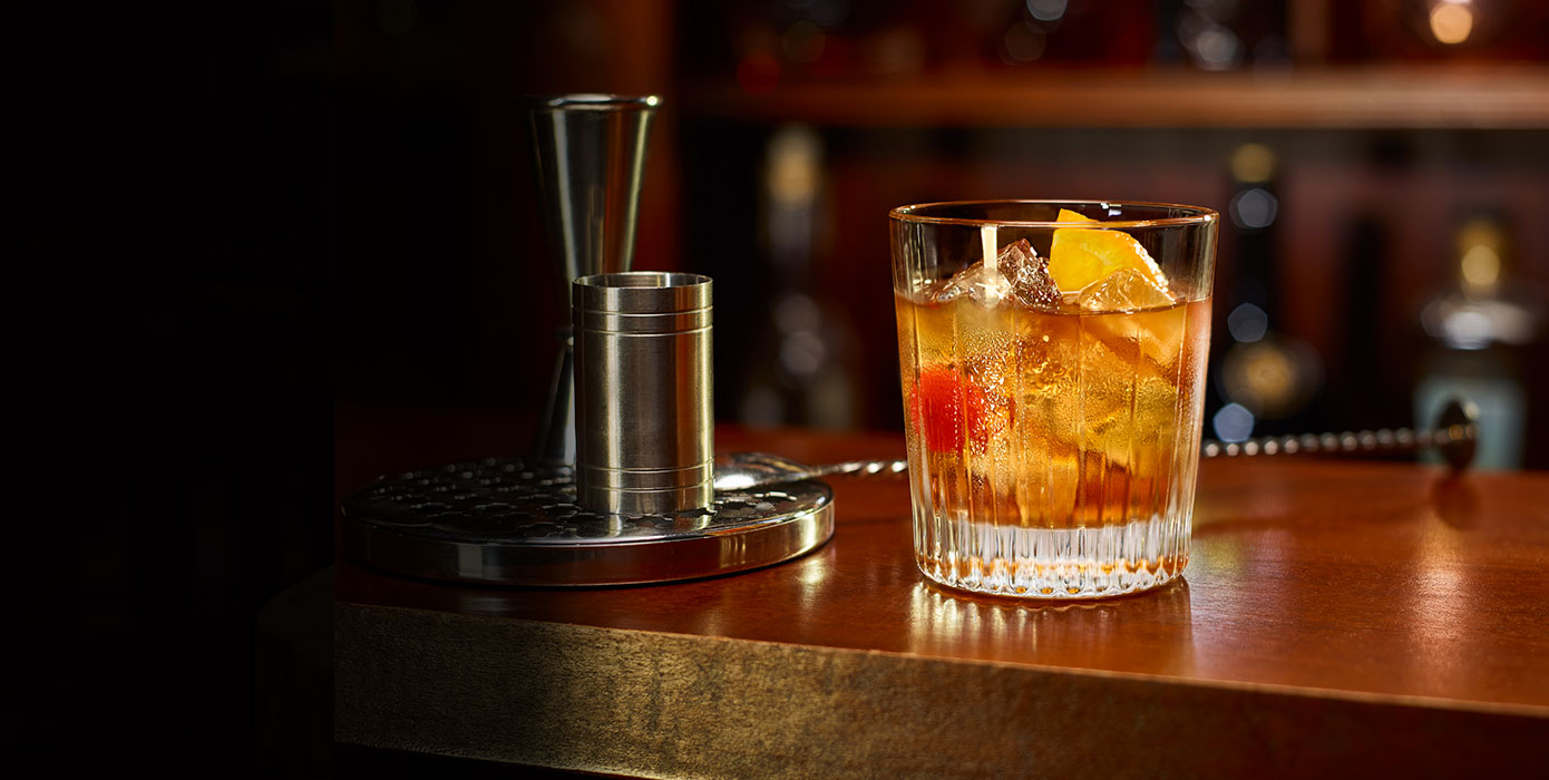 St-Rémy Old Fashioned