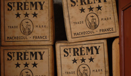 St-Rémy is exported to 80 countries