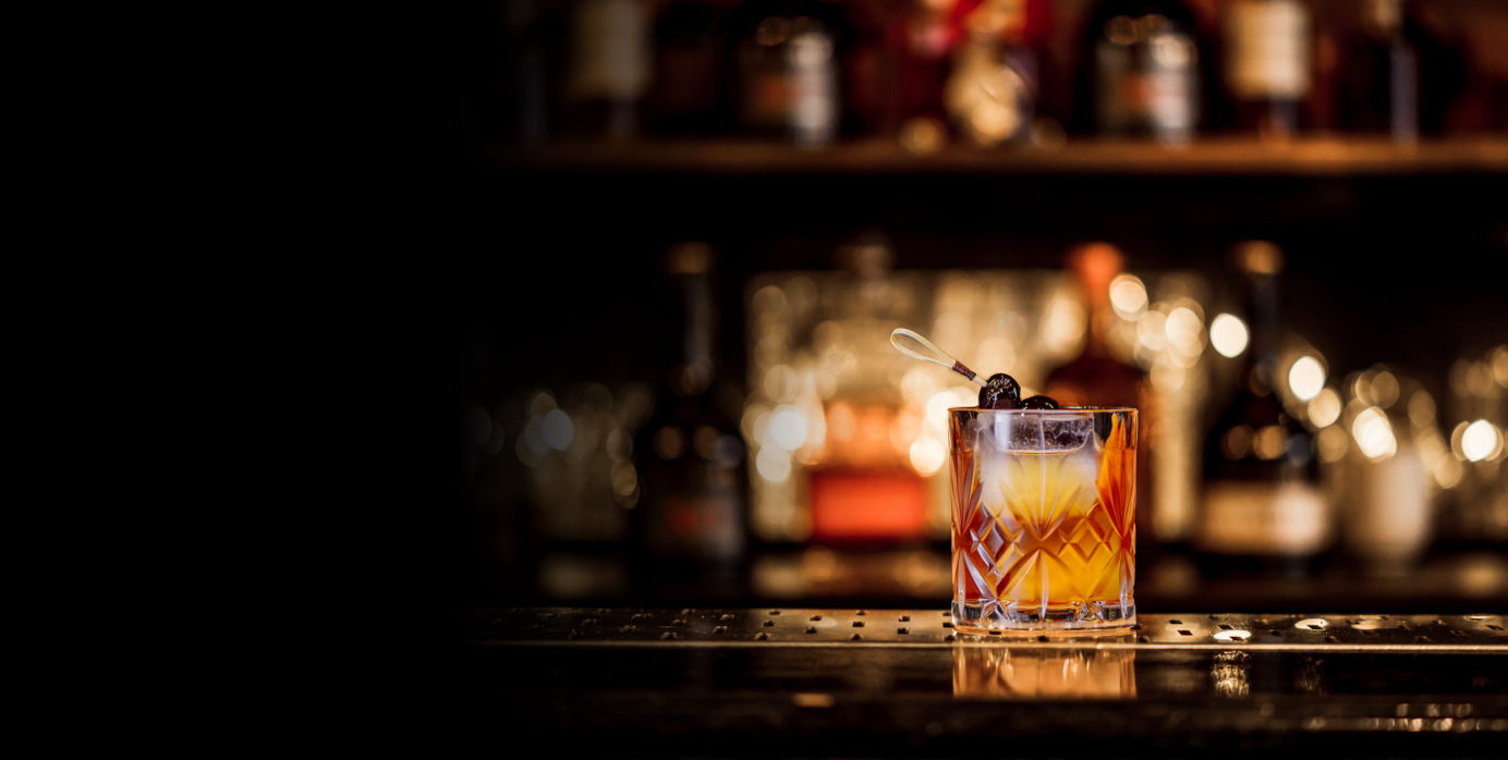 ST-RÉMY French Old Fashioned